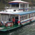 Færge Guilin til Yangshuo