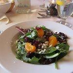 Appetizer-salad