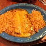 Delicious Cheese Enchiladas