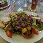 """Petite"" salade landaise ..."