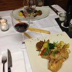 I nostri piatti al ristorante della Carrà