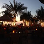 outdoor bar/restaurant