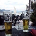 Bier im Baia