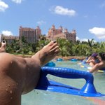 Leap of Faith in Atlantis Resort