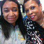 Granddaughter and grandmother trip