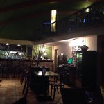 Nice athmosfare fantastic food and straff, can be recommendation comes from hart