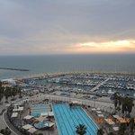 Looking South Towatd Jaffa