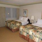 2nd bedroom in 2 bdrm suite