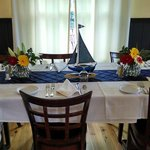 Rehearsal Dinner with a Nautical Flair