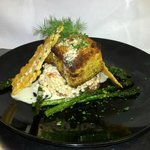 Pan seared Rockfish