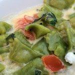 Ravioli with Riccotta cheese