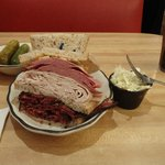 Small sandwich!