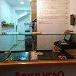 Pizza Rosso Veroの写真