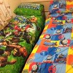 Boys beds!