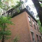 Town houses in Greenwich village