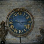 Death clock in St. Waudru