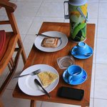Un super petit déjeuner