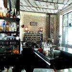 Nana - the Bar area