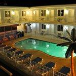 Stardust Motel in Wildwood NJ pool