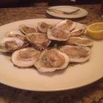 West coast oysters as good as it guests