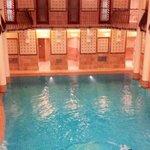 Hotel pool/spa
