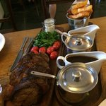 Chateaubriand platter for two