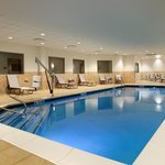 Indoor Heated Saltwater Pool