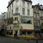Gaufre De Bruxelles Storefront