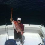 Giant Red Snapper Charter Fishing in Destin