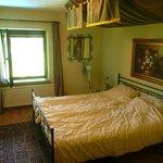 bedroom 1 (suite on top floor)