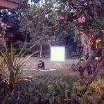 Garden Film Showing