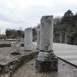 Restos de columnas