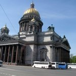 St. Isaac Cathedral, St.Petersburg