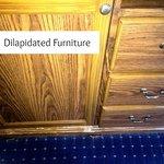 Furniture falling apart