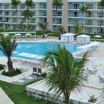 Puntacana pool area