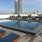 Rooftop Pool (heated)