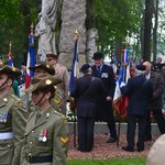 Rod at Anzac Day Ceremony