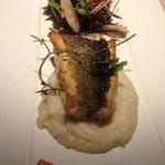 Menù degustazione, secondo piatto di pesce! Pulito, gustoso bello da vedere ma soprattutto buono