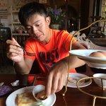 吃早餐囉!!