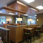 Interior dining Chick-Fil-A Rehoboth