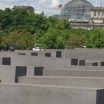 Holocaust Memorial to Reichstag
