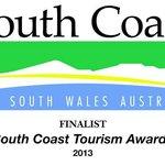 South Coast Tourism Award Winner