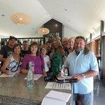 Great wine - great service -