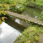 Typical Bridge over Avon River