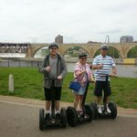 Mobile Entertainment Segway Tours