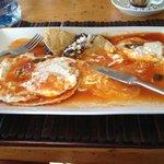 Traditional Mexican breakfast - YUMMY