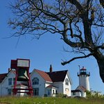Eastern Point Lighthouse and Historic Bell