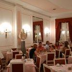 酒店餐廳,同樣典雅