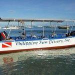 Hayabusa speedboat
