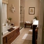 Bathroom of terrace room